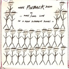 More Or Less Live In A Few Different Places mp3 Album by Pinback