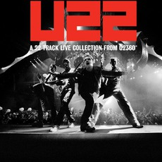 U22: A 22 Track Live Collection From U2360° mp3 Artist Compilation by U2