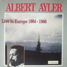 Live In Europe 1964-1966