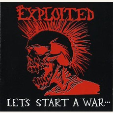 Let's Start A War... Said Maggie One Day (Re-Issue)