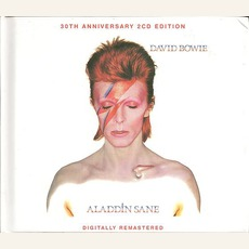Aladdin Sane (30th Anniversary 2CD Edition) mp3 Album by David Bowie