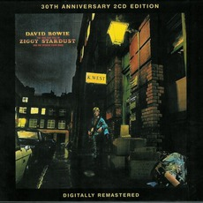 The Rise And Fall Of Ziggy Stardust And The Spiders From Mars (30th Anniversary 2CD Edition)