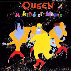 A Kind Of Magic (Remastered) mp3 Album by Queen