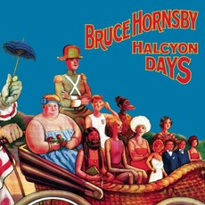 Halcyon Days mp3 Album by Bruce Hornsby