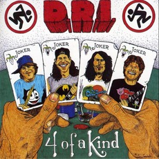 4 Of A Kind mp3 Album by D.R.I.