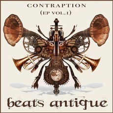 Contraption (Vol. 1) mp3 Album by Beats Antique