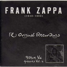 Archives, Volume 2: FZ Original Recordings by Steve Vai