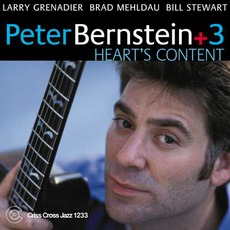 Heart's Content mp3 Album by Peter Bernstein