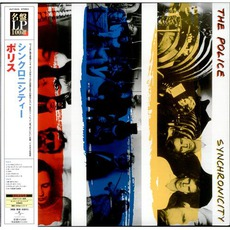 Synchronicity (Japanese Edition) mp3 Album by The Police