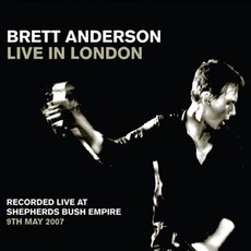 Live In London by Brett Anderson