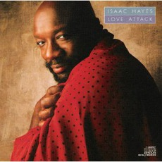 Love Attack mp3 Album by Isaac Hayes
