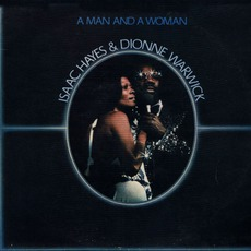 A Man And A Woman mp3 Album by Isaac Hayes & Dionne Warwick