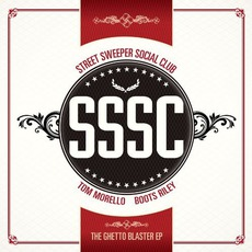 The Ghetto Blaster EP mp3 Album by Street Sweeper Social Club