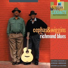 Richmond Blues mp3 Album by Cephas & Wiggins