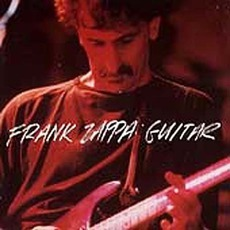 Guitar by Frank Zappa