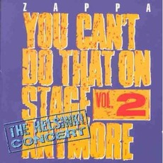You Can't Do That On Stage Anymore, Volume 2 mp3 Live by Frank Zappa
