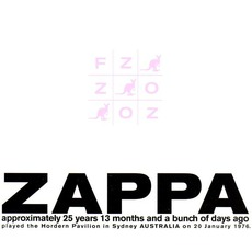 FZ:OZ by Frank Zappa