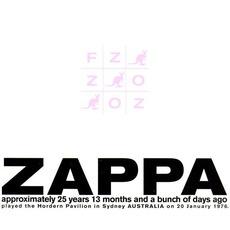 FZ:OZ mp3 Live by Frank Zappa