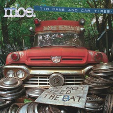Tin Cans And Car Tires. by moe.