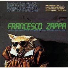 Francesco Zappa mp3 Album by Francesco Zappa
