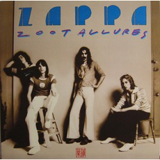 Zoot Allures mp3 Album by Frank Zappa