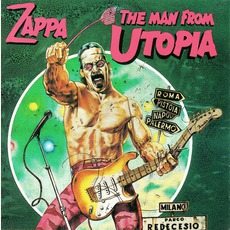 The Man From Utopia (Re-Issue) by Frank Zappa
