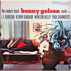 The Modern Touch mp3 Album by Benny Golson Sextet