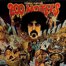 200 Motels mp3 Soundtrack by The Mothers Of Invention
