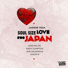 Soul Size Love (For Japan) by Jaidene Veda