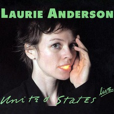 United States Live mp3 Live by Laurie Anderson