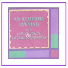 An Acoustic Evening mp3 Album by David Byrne & Richard Thompson