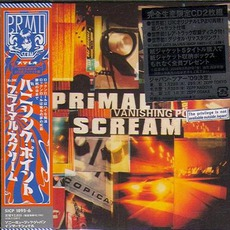Vanishing Point (Japanese Edition) mp3 Album by Primal Scream