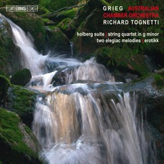 Music For String Orchestra mp3 Album by Edvard Grieg