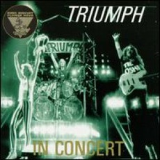 In Concert mp3 Live by Triumph