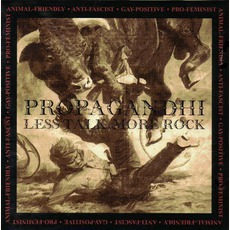 Less Talk, More Rock by Propagandhi