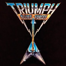 Allied Forces mp3 Album by Triumph