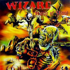 Battle Of Metal mp3 Album by Wizard