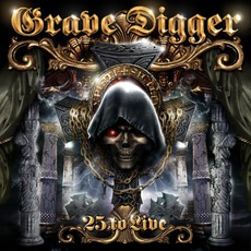 25 To Live mp3 Live by Grave Digger