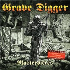 Masterpieces mp3 Artist Compilation by Grave Digger