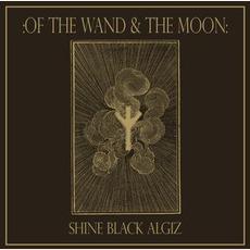Shine Black Algiz