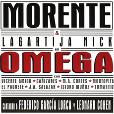 Omega mp3 Album by Morente & Lagartija Nick