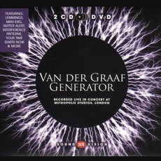 Live In Concert At Metropolis Studios (Re-Issue) by Van Der Graaf Generator