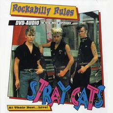 Rockabilly Rules: At Their Best... Live! by Stray Cats