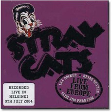 Live From Europe: Helsinki, 9th July, 2004 mp3 Live by Stray Cats