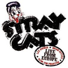 Live In Brussels, 6th July, 2004 by Stray Cats
