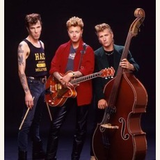 BBC Radio 1 Session, 17th June, 1992 mp3 Live by Stray Cats