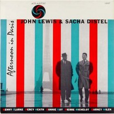 Afternoon In Paris (Remastered) mp3 Album by John Lewis & Sacha Distel