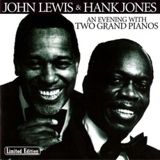 An Evening With Two Grand Pianos mp3 Album by John Lewis & Hank Jones
