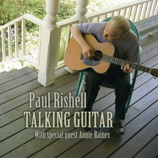 Talking Guitar mp3 Album by Paul Rishell