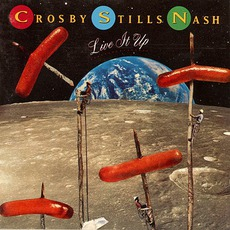 Live It Up mp3 Album by Crosby, Stills & Nash